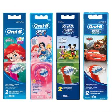 Насадка Braun Oral-B B64706728 EB 10-2kids (Princess)