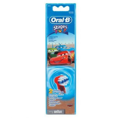 Насадка Braun Oral-B B64706728 EB 10-2kids (Cars)