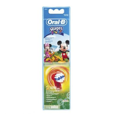 Насадка Braun Oral-B B64706728 EB 10-2kids (Mickey Mouse)