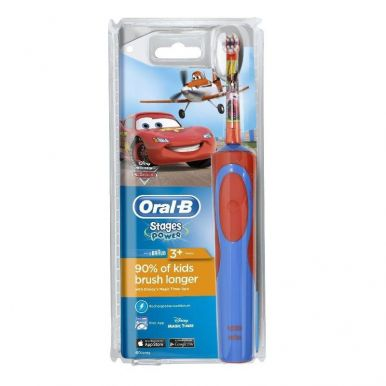 Зубная щетка Braun Oral-B Kids Cars D 12.513K