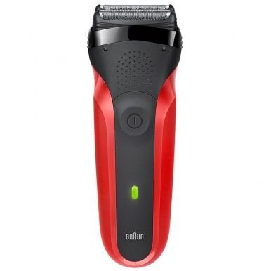 Электробритва Braun Series 3 300TS Red