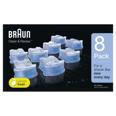 Картридж Braun CCR8 Clean & Renew