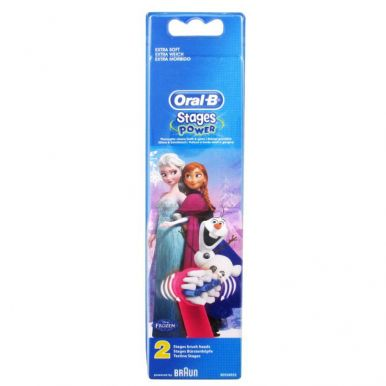 Насадка Braun Oral-B Stages Power EB 10-2kids (Frozen)